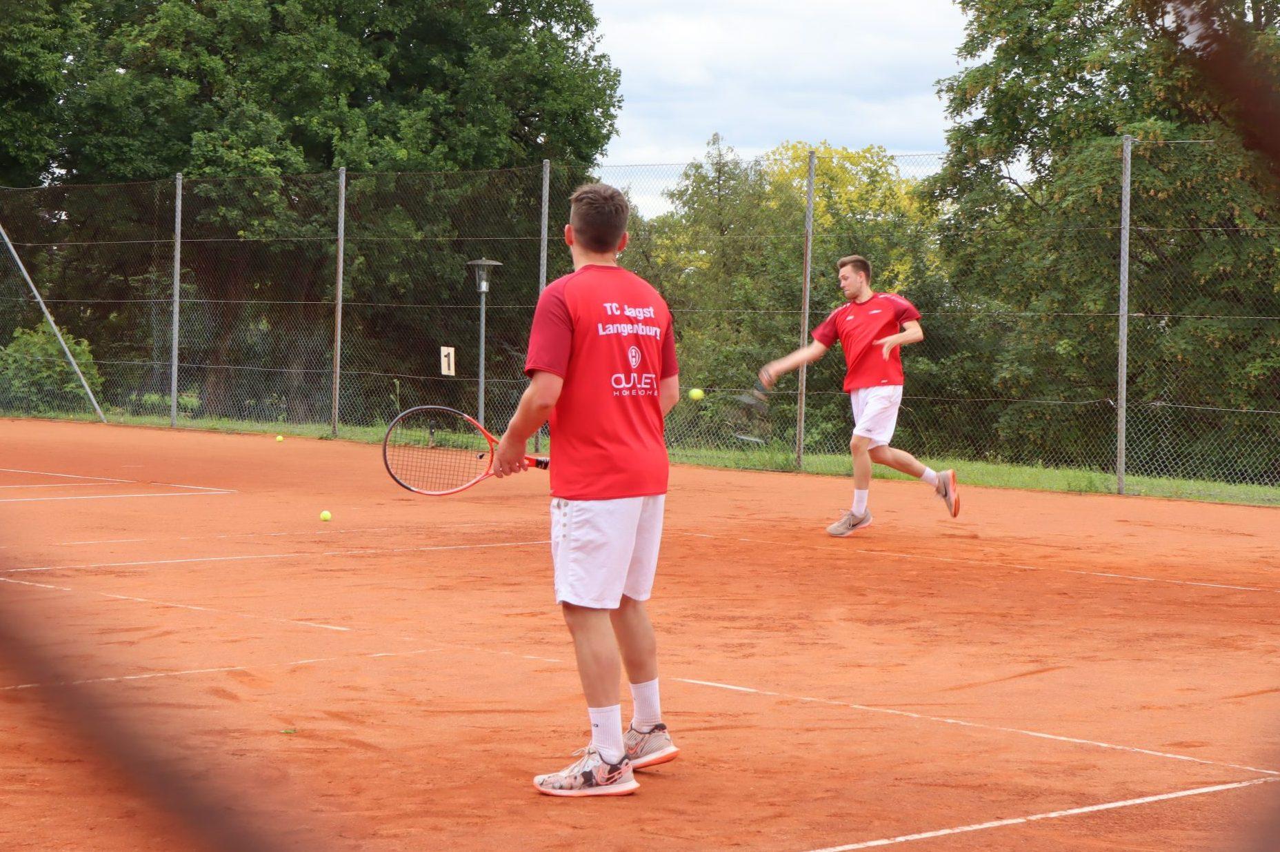 Herren Doppel Crailsheim 1