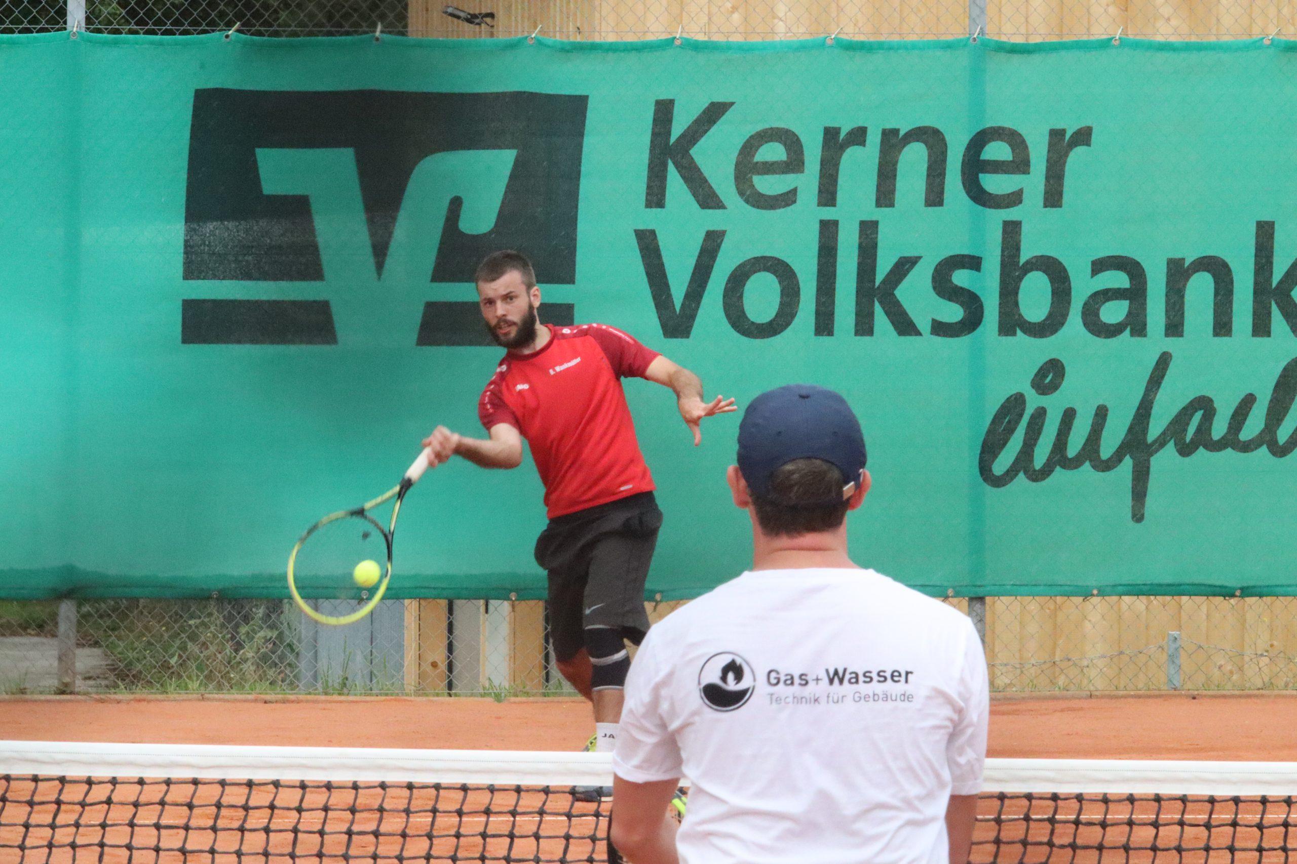 Herren Tennisspieler